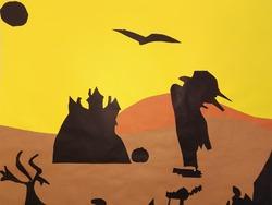 CM2 : Les sorcières de la Perrotière