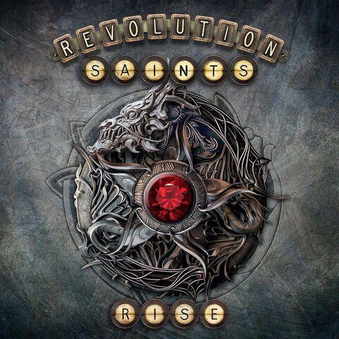 REVOLUTION SAINTS - Les détails du nouvel album Rise
