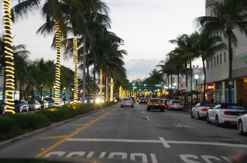 Jour 1 - De Francfort à Miami