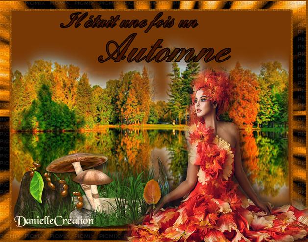 Au revoir l'été , bonjour l'automne