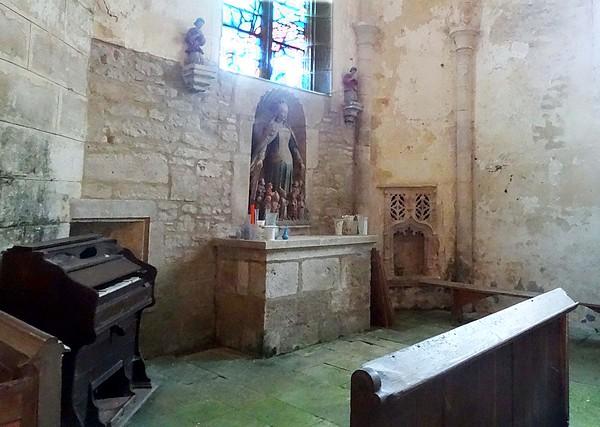 L'église Saint-Germain d'Auxerre de Fontaine en Duesmois