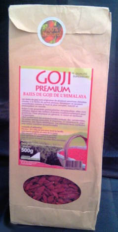 Baie de Goji Premium de l' Himalaya