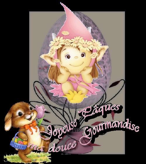 Kdo de Pâques 2010 de mes Petits Coeurs