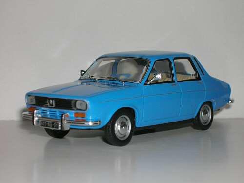 Renault 12 - 1970