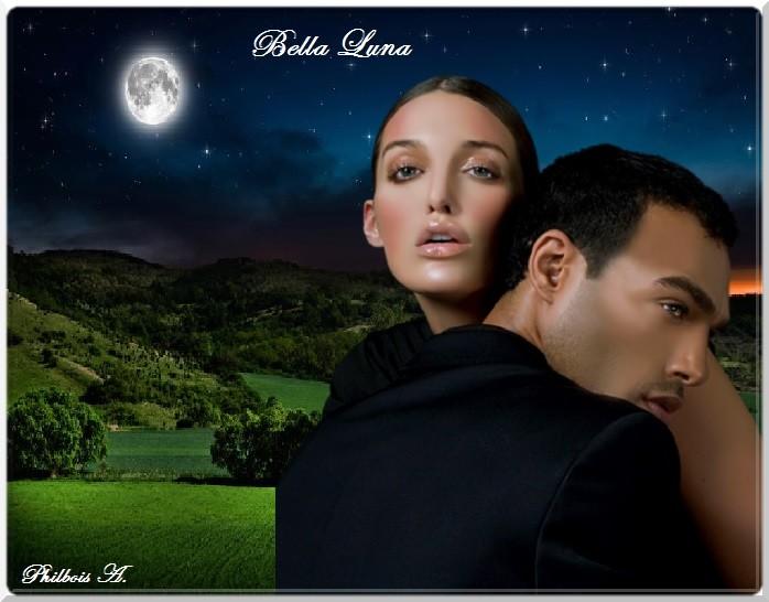 """Défi Fée capucin """" Bella luna"""""""