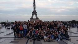 VOYAGE D INTEGRATION A PARIS POUR LES 3E