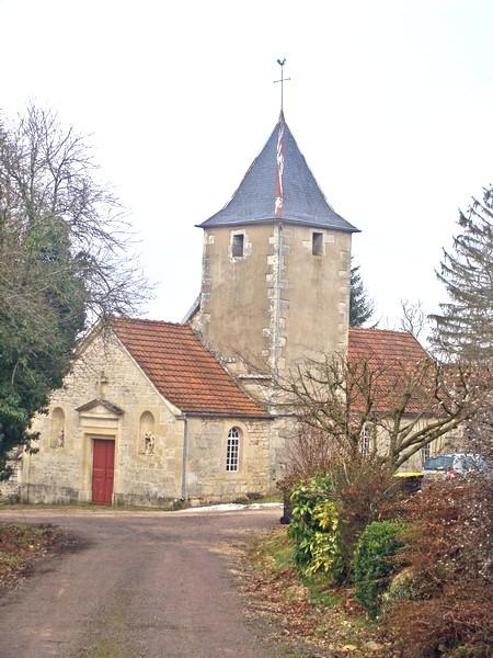 Chaugey,un petit village Châtillonnais