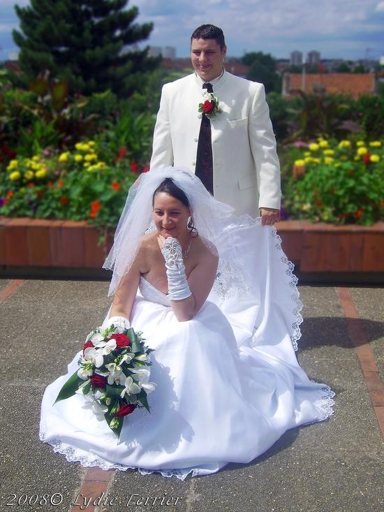 2008 Mariage Aurélie et Sylvain