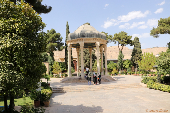 Tombeau de Hâfez, Shiraz