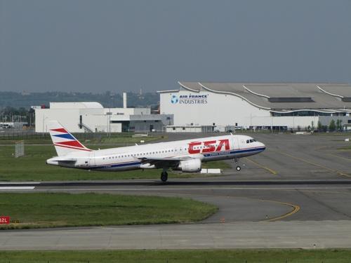 les A 319 A320 A 321