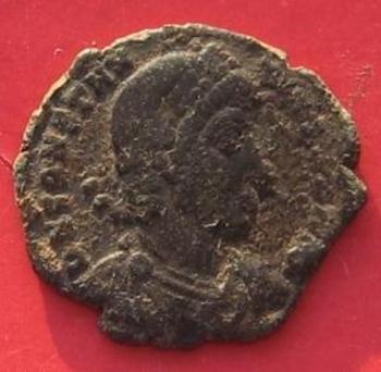 Monnaie Romaine avers
