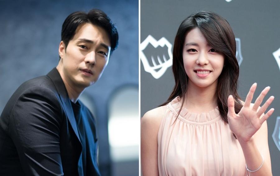 So Ji Sub & Jo Eun Jung... se sont dit Oui