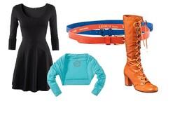 4 idées tenues pour une petite robe noir