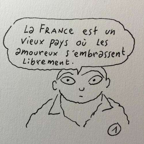 Revue de presse; chez mamy Lucette.