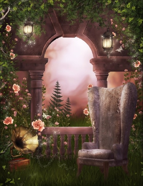 美丽的童话图片