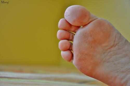 Doigts et pieds , Doigts de Pied