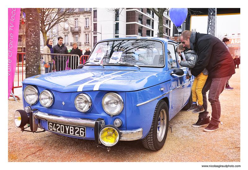Rallye Monte Carlo historique Valence 2017