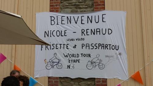 Renaud et Nicole passent à Dargoire