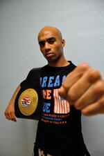 104. Karim Ghajji - champion d'Europe de sport de combat et danseur