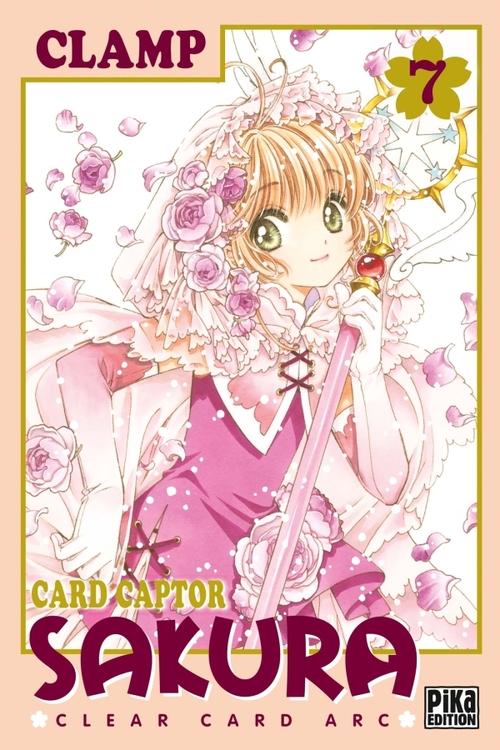 Card captor Sakura - clear card arc - Tome 07 - Clamp