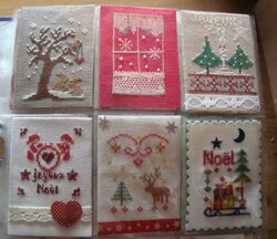 Atc Collection de Noël