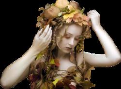 Tube őszi képek nők