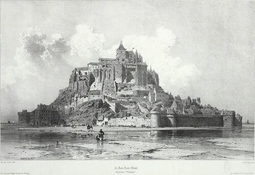 Le Mont en 1842