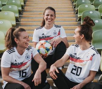 Maillot Allemagne coupe du monde feminine 2019 domicile
