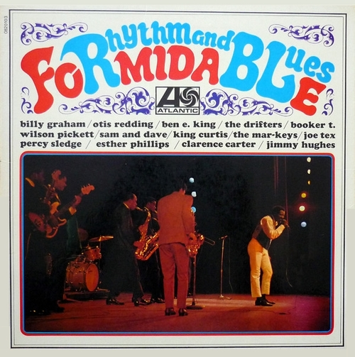 "Série "" Formidable Rhythm & Blues Vol 1 "" Atlantic Records 0820103 [ FR ]"