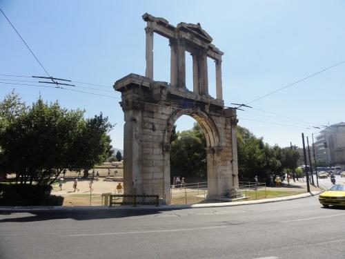 20 septembre: Athènes Cap Soulio