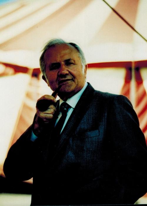 Jean Richard en 1982