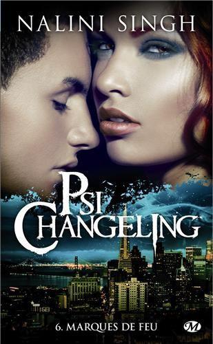 La couverture de Psi Changeling - T6 -