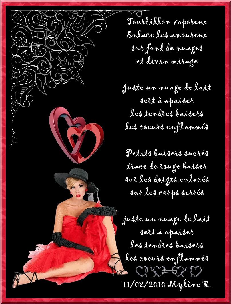 Po me de la st valentin bienvenue chez sellena - Poeme d amour pour la saint valentin ...