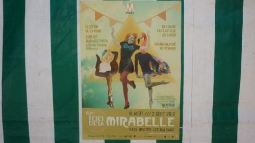 62ème fêtes de la mirabelle