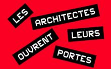 Les architectes rouvrent leurs portes en 2016