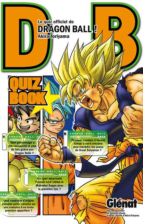 Dragon ball - quizz book - Tome 01 - Akira Toriyama