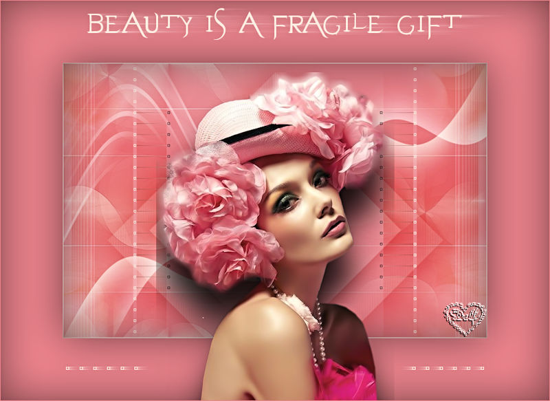 Beauty Is A Fragile Gift