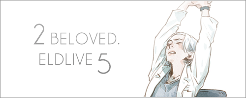 Sortie du 25/01 - Beloved. 2 & elDLIVE 5