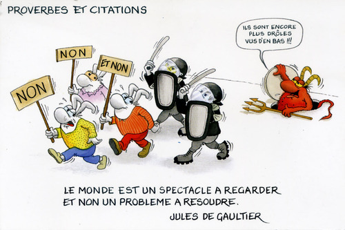 "CARTES POSTALES ""Proverbes & citations"""