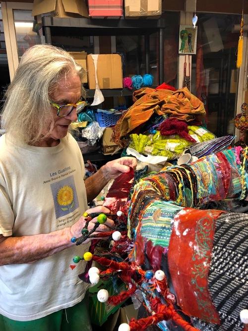 Salon d'art textile