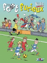 Les foot furieux kid tome 1