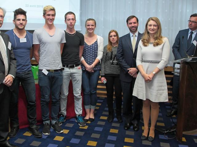 """8ème """"Innovation Camp"""" organisé par Jonk Entrepreneuren Luxembourg"""