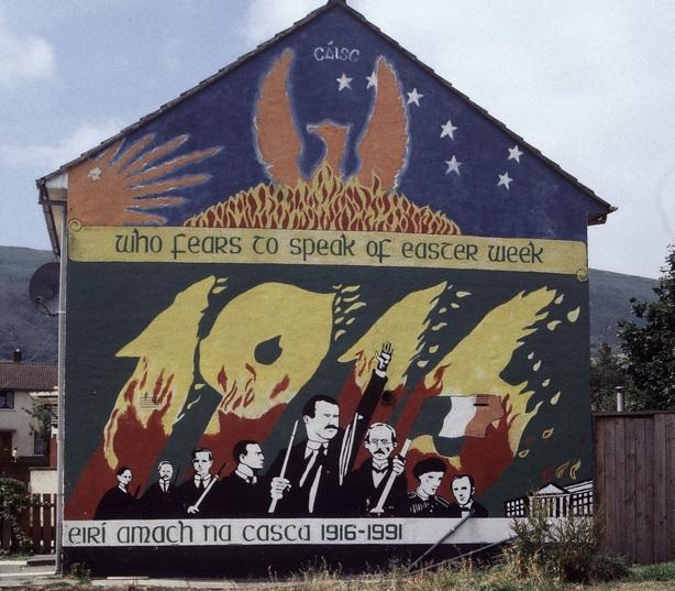 Joyeuses Pâques... et joyeux centenaire, Révolution irlandaise !