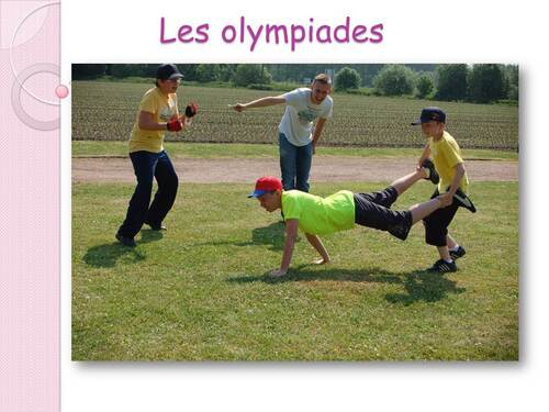 Olympiades