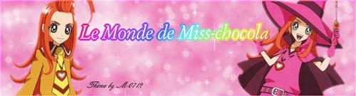 Thème de Miss-Chocola