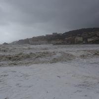 tempète mediterranéenne  en Espagne