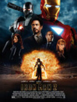 Le monde sait désormais que le génie milliardaire Tony Stark est Iron Man. Malgré la pression de tous, Tony n'est pas disposé à divulguer ses secrets....-----...Film de Jon Favreau	 Action, aventure et science fiction	 2 h 04 min  28 avril 2010 Avec Robert Downey, Jr., Gwyneth Paltrow, Don Cheadle