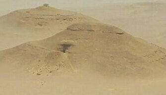 Les Pyramides de Google Earth