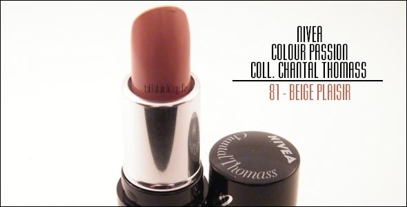 - Le Défi du Lundi - Lipstick Folie