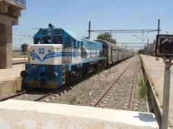 - معابر السكة الحديدية تهدد حياة الجواجلة